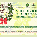 TAVOLE E FAVOLE 2019 NEWS